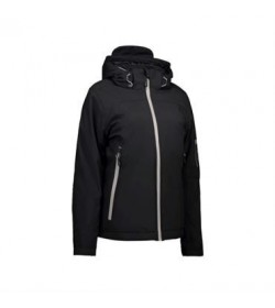 ID vinter softshell jakke dame 0899 navy-20