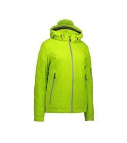 ID vinter softshell jakke dame 0899 lime-20