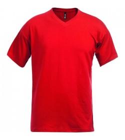 Kansas CODE T-shirt med v-hals-20
