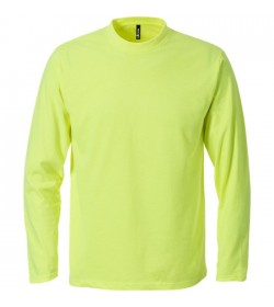 Kansas CODE Langærmet t-shirt-20
