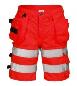 Kansas Hi Vis håndværker shorts kl.2 2028-20