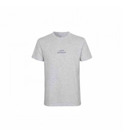 Mads Nørgaard t-shirt Thor Emb 101712 light grey-20
