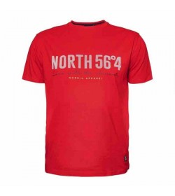NORTH 56°4 printet t-shirt 99865 0300-20