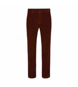 Sunwill fløjlsbukser modern fit 10517-7454 755 Orange-20