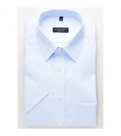 Eterna Blackline skjorte kort ærmer 1100 K198 10-20