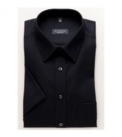 Eterna Blackline skjorte kort ærmer 1100 K198 39-20
