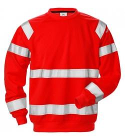 Kansas Hi Vis sweatshirt kl.3 7446-20