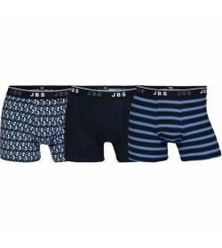 JBS 3-pack tights økologisk bomuld / stretch-20