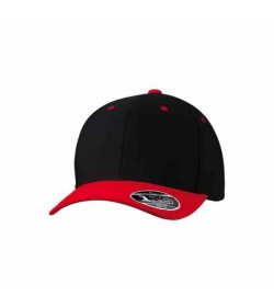 Flexfit Premium cap Black/Red-20