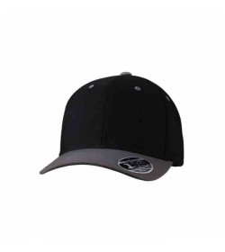 Flexfit Premium cap Black/Grey-20