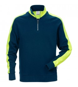 Kansas Sweatshirt m/lynlås 7449-20