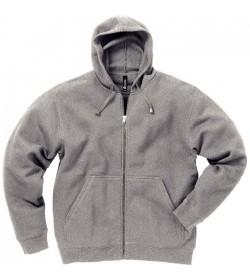 Kansas Acode Sweatshirtjakke m.hætte-20