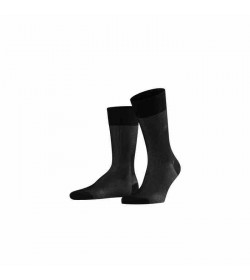 FALKE Fine Shadow Men Socks 13141 / black 3000-20