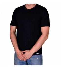 by Mikkelsen t-shirt o-hals sort-20
