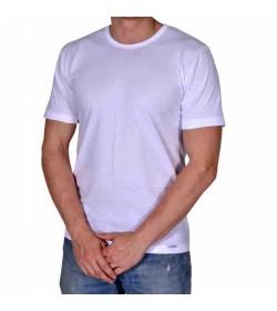 by Mikkelsen t-shirt o-hals hvid-20