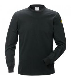 Kansas ESD langærmet T-shirt 7082-20