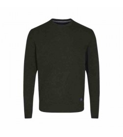 Signal strik Ricco wool Spurce green melange-20