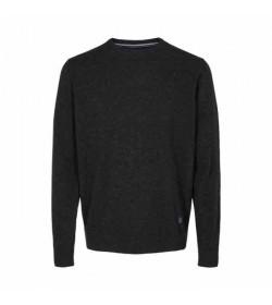 Signal strik Ricco wool Dark Grey melange-20