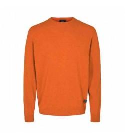 Signal strik Ricco wool Burnt orange melange-20