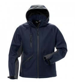 Kansas Acode WindWear Softshell jakke dame 1416-20