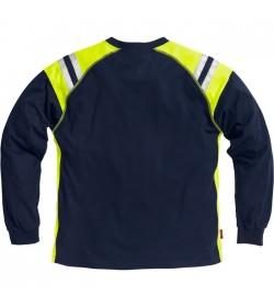 Kansas Flamestat langærmet t-shirt 7072-20