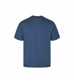 Signal t-shirt Eddy Dusty light blue melange-20