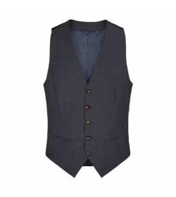 Sunwill vest modern fit 13015-6904 110 Charcoal-20