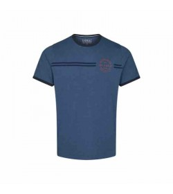 Signal t-shirt Aldo CP stripe Dusty light blue-20