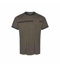 Signal t-shirt Aldo CP stripe Green Ink-20