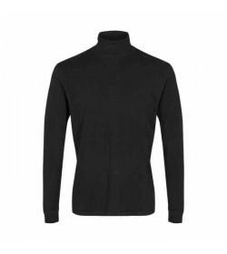 Signal Oswald rullekrave jersey dark grey melange-20