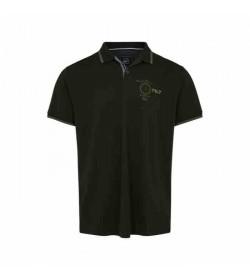 Signal polo Gaston CP Uniform green-20
