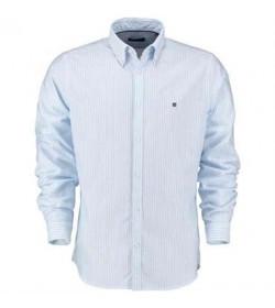 Redgreen skjorte 151300002 163 lys blå stribet-20