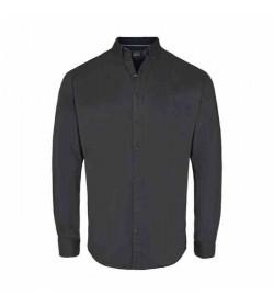 Signal skjorte Franne Twill Grey ebony-20