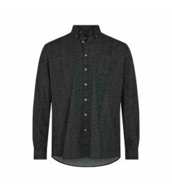 Signal skjorte Adam Dot Print Greene clover-20