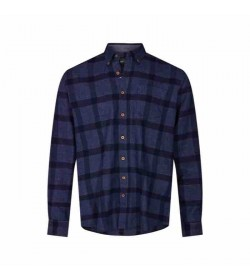 Signal skjorte Hansen Duke blue-20