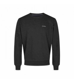Signal sweatshirt Slub crew Dark grey melange-20