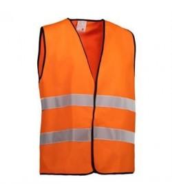 ID refleks arbejdsvest 1900 orange-20
