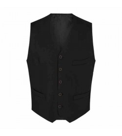 Sunwill vest regular fit 2016-2722 100 Black-20