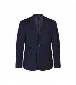 Sunwill blazer modern fit 213620-7312 410 Dark blue nålestrib-20