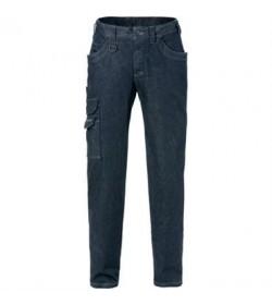 Kansas Service denim stretch bukser dame 2506-20