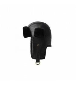 Headzone Baileys leather trapper black 25105-20