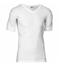 JBS undertrøje med v-hals hvid-20