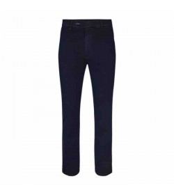 Sunwill bukser regular fit 3117-5864 405 Navy-20