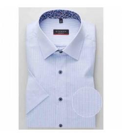 Eterna Modern fit kort ærmet skjorte 3178 C15P 12-20