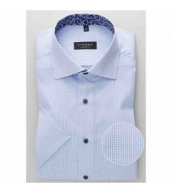 Eterna Comfort fit kort ærmet skjorte 3178 K15K 12-20