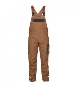 FE-Engel Galaxy Light Overall Toffee Brown/Antrazitgrå-20
