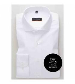 Eterna Slim fit skjorte 3929 F182 00 Lotus shirt-20
