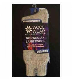 WOOL of Scandinavia noske ragsokker-20