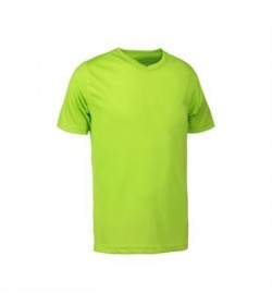ID Yes active t-shirt børn 42030 lime-20