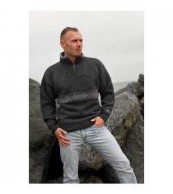 WOOL of Scandinavia windstopper sweater-20